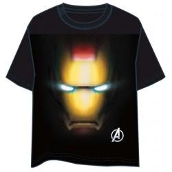 Camiseta Iron Man Face