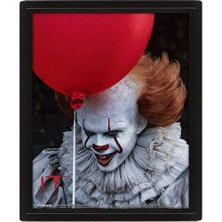 Cuadro 3D Pennywise
