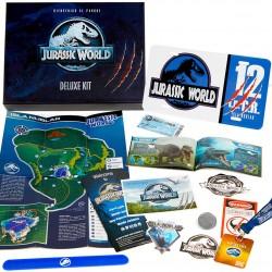 Kit Deluxe Jurassic World