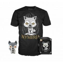 Pop+Camiseta JDT Nymeria
