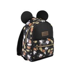 Mochila Mickey Fashion PQ