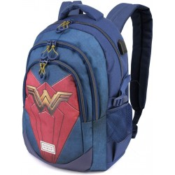 Mochila Wonder Woman Running