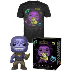 Pop+Camiseta Thanos
