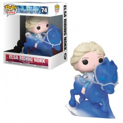 Pop Frozen 2 Elsa Riding 74