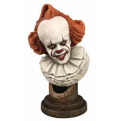 Busto IT2 Pennywise 1/2 25cm