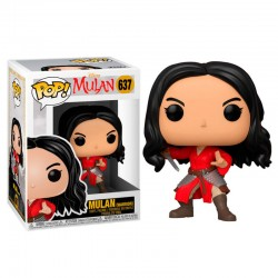 Pop Mulan Real Warrior 637
