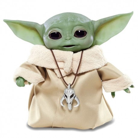 Figura Animatronic Yoda The Child Star Wars