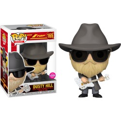 Pop ZZTop Dusty Hill 165