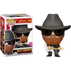 Funko Pop! ZZ Top - Billy Gibbons (Flocked) (164)