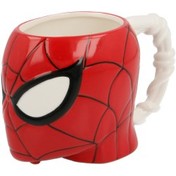 Taza 3D Marvel Spiderman
