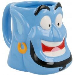 Taza Aladdin 3D Genio
