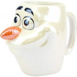 Taza Frozen 2 Forma Olaf