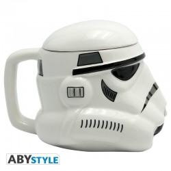 Taza SW Stormtrooper 3D