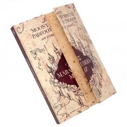 Cuaderno A5 HP Mapa Mer,