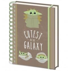 Cuaderno SW Manda Cutest