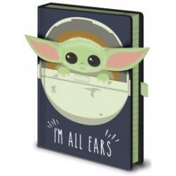 Cuaderno SW Manda Ears