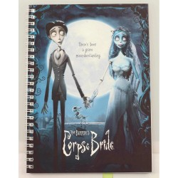 Cuaderno La Novia Cadáver