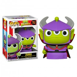 Pop TS4 Alien Zurg 753