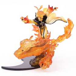 Figura Naruto y Kurama (19cm)