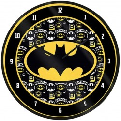 Reloj Pared Logo Batman