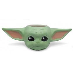 Taza 3D El Mandaloriano - Baby Yoda