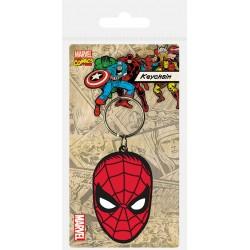 llavero Spiderman Face