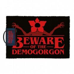 Felpudo Stranger Demogorgon