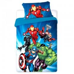 Funda Nórdica Marvel - Vengadores (150x220cm)