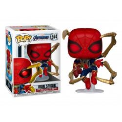 Pop Iron Spider con Nano 574