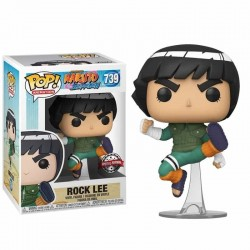 Funko Pop! Naruto - Rock Lee (Edición Especial) (739)