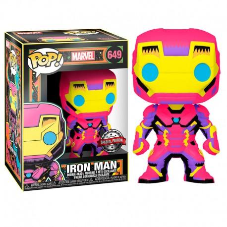 Pop Iron Man Arte 649
