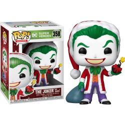 Pop Holiday Santa Joker 358