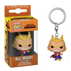 Llavero Funko Pop! My Hero Academia - All Might