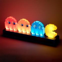 Lampara Pac Man Iconos
