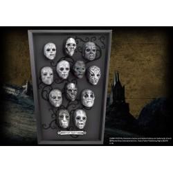 Coleccion Mascaras Death Eater