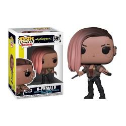 Pop CP2077 V-Female 591