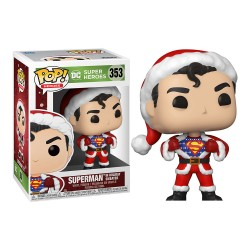 Pop Navidad Superman 353