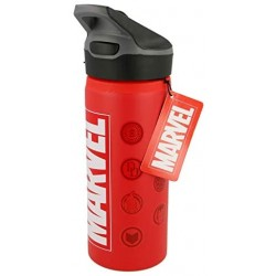 Botella Marvel Aluminio (710ml)