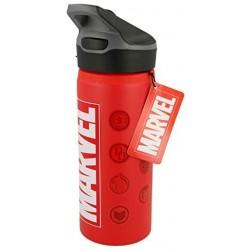 Botella Marvel Aluminio 710ml