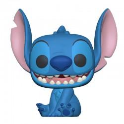 Pop Stitch Sonriendo Sentado