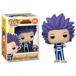 Funko Pop! Hitoshi Shinso (695) - My Hero Academia