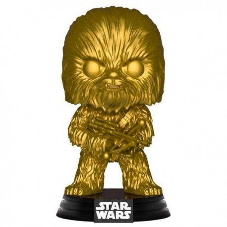 Pop SW Chewbacca Excl. Gold 63