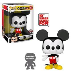 Funko Pop! Mickey Mouse (Edición Especial) (25cm) (457) - Mickey 90 Años