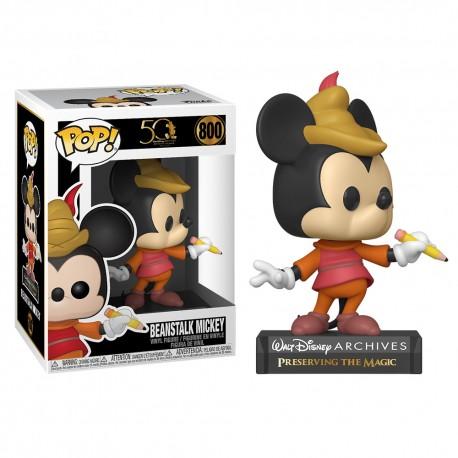 Pop Mickey Robin Pintor 800