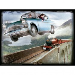 Puzzle Lent. HP Ford Anglia 500pz