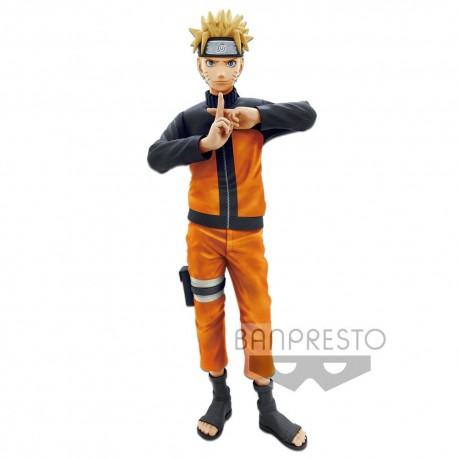 Fig Naruto Nero Grandista 27cm