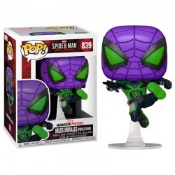 Pop Spiderman Purple 839