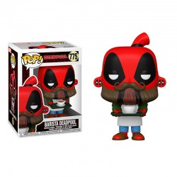 Pop Deadpool Barista 775