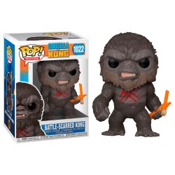 Pop GK Scarred Kong 1022