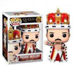 Pop Freddie Mercury King 184